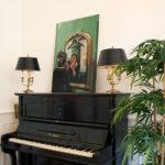 Piano-plantsoentheater